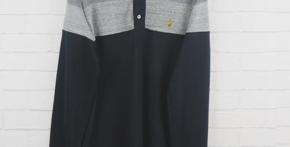 Luke Mickey Long Sleeve Polo