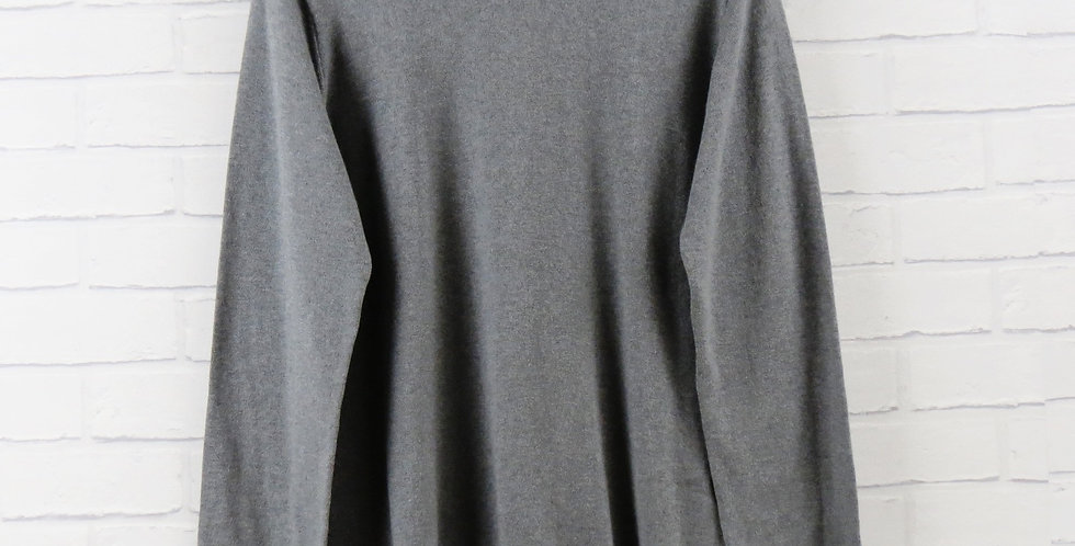 Paul Smith Grey Button Sweater