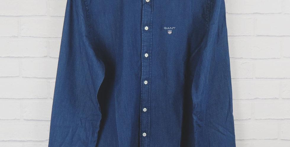 Gant Indigo Denim Shirt