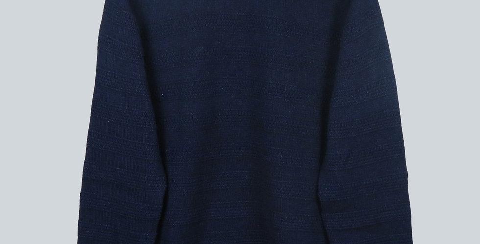 G-Star RAW Navy Button Sweater