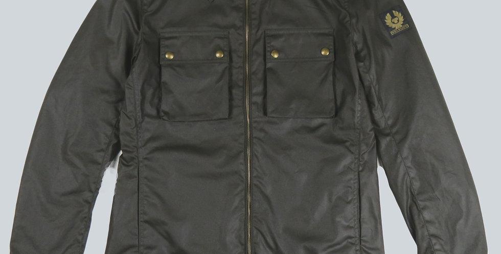 Belstaff Dunstall Jacket Faded Olive