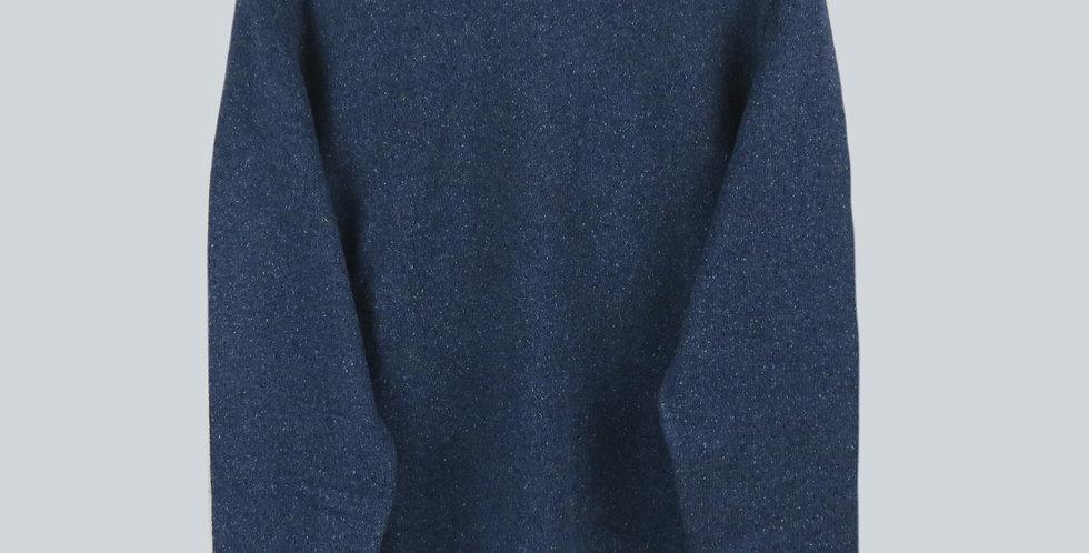 Barbour Tisbury Crew Sweater - Deep Blue