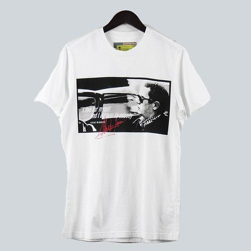 Barbour Steve McQueen Nobody T-Shirt