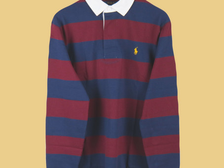 Rugby Shirt Trend Still Strong in 2021
