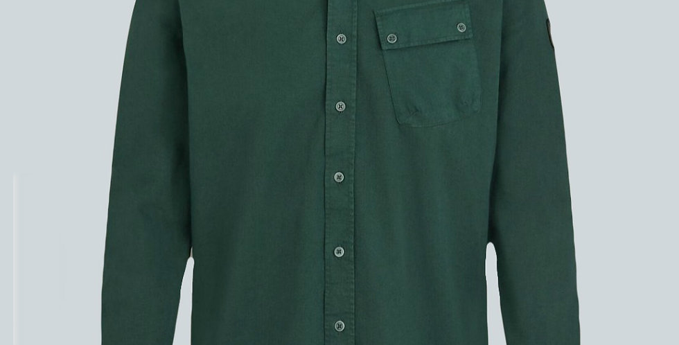 Belstaff Pitch Shirt Pine Green