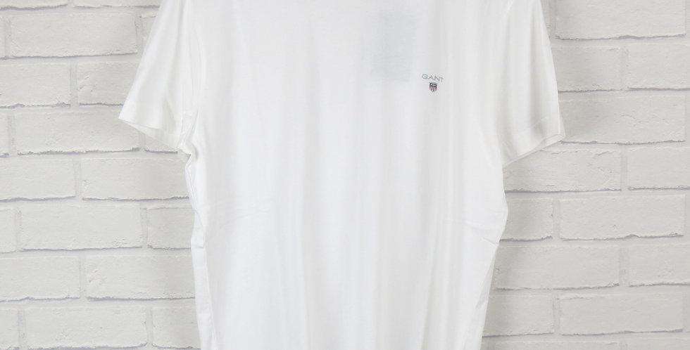Gant White T-Shirt
