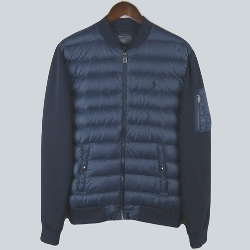 Polo Ralph Lauren Performance Down Bomber Jacket Navy