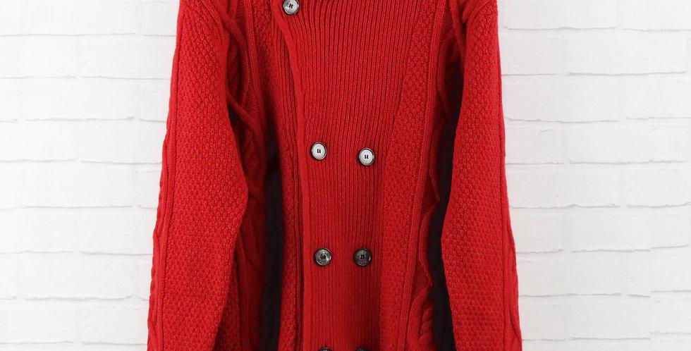 Luke 1977 Red Elton Knit