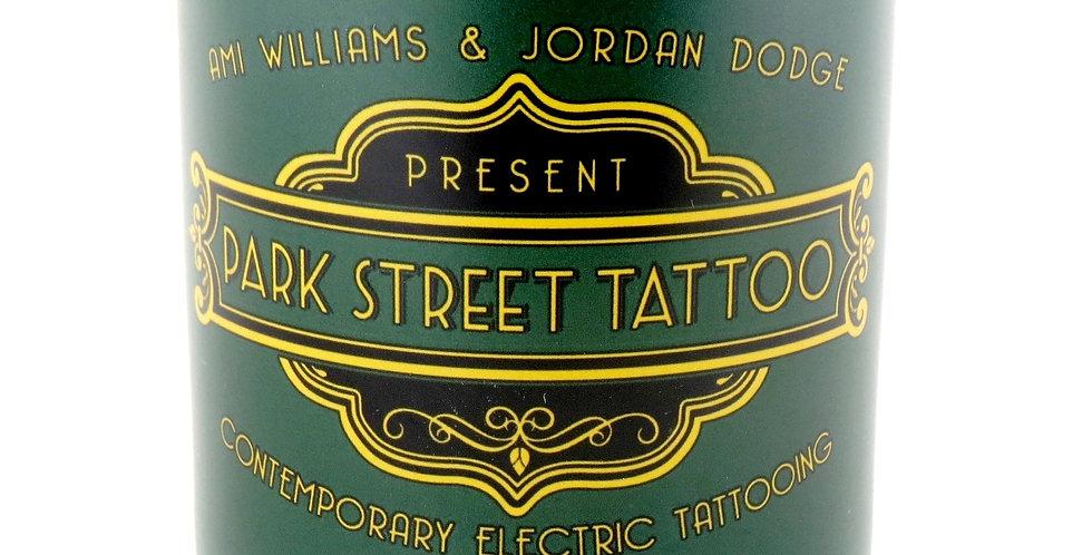 Park Street Green Mug