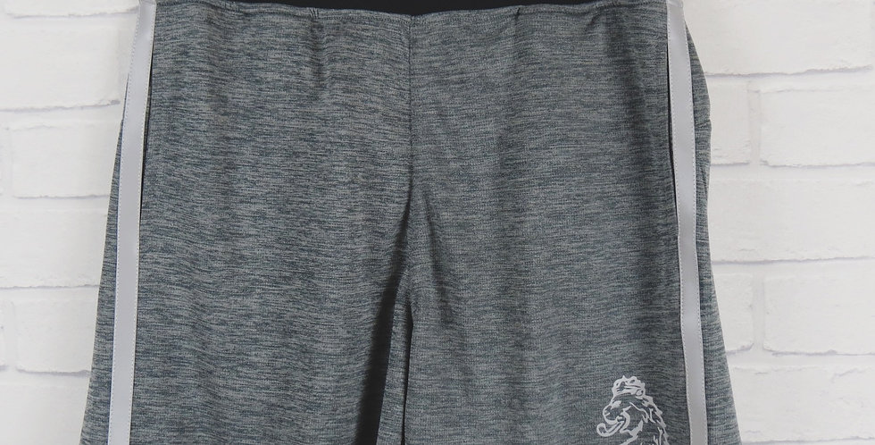 Luke 1977 Agility Grey/Black Shorts