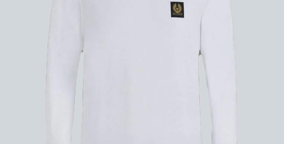 Belstaff L/S T-Shirt White
