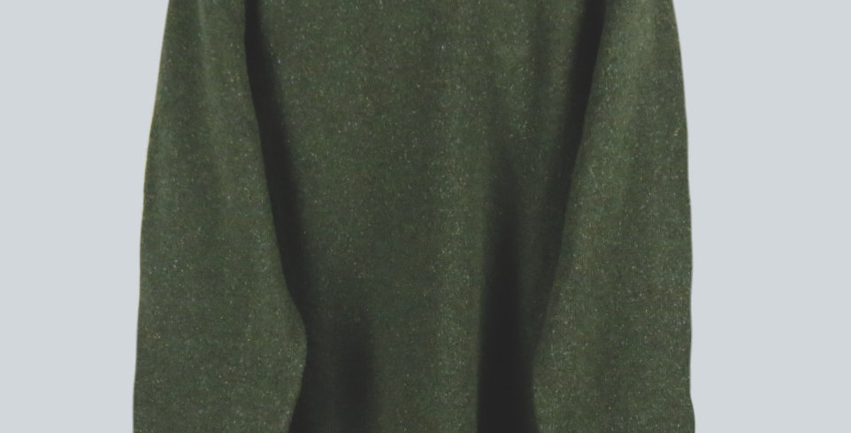 Barbour Tisbury Crew Sweater - Forest