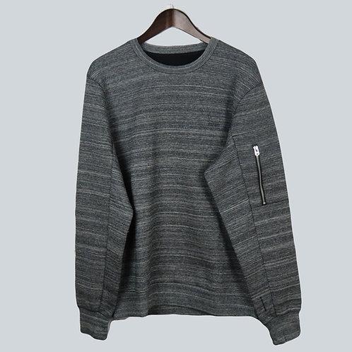 G-Star RAW Batrsw Grey Sweatshirt