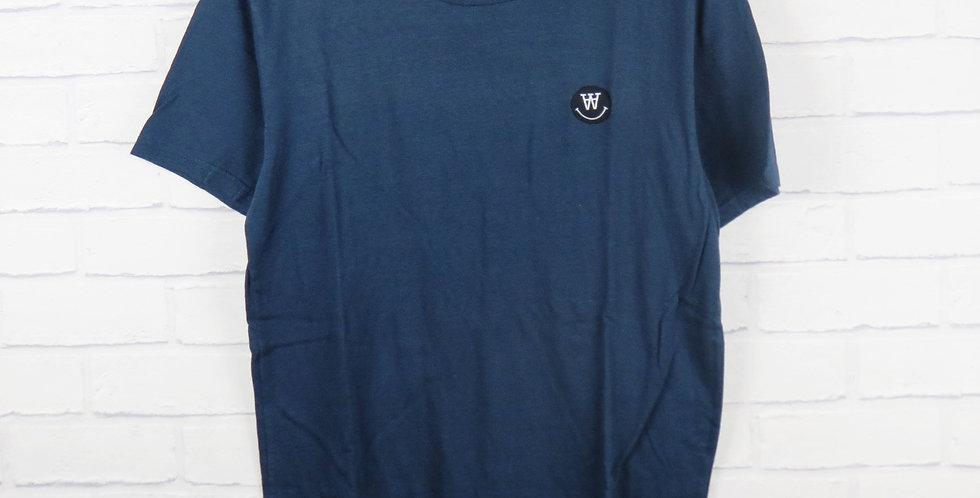 Wood Wood Navy T-Shirt