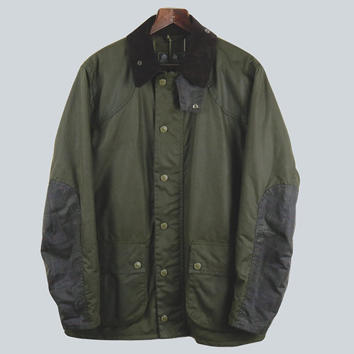 Barbour Olive Digby Wax Jacket