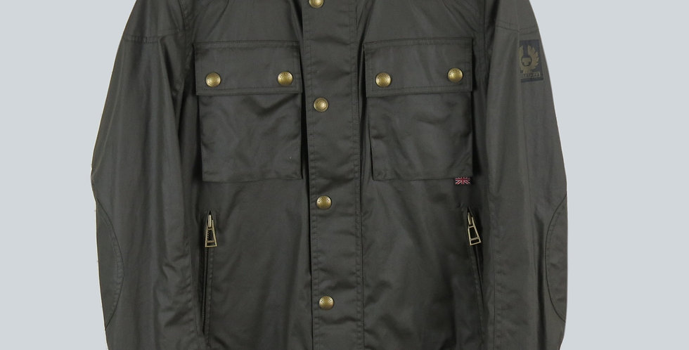 Belstaff Racemaster Jacket Olive
