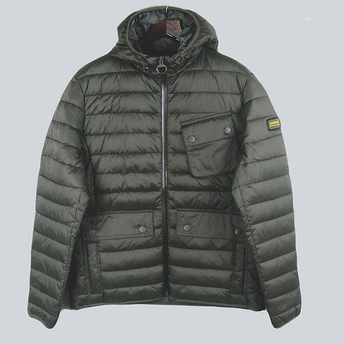 Barbour International Ouston Khaki Jacket
