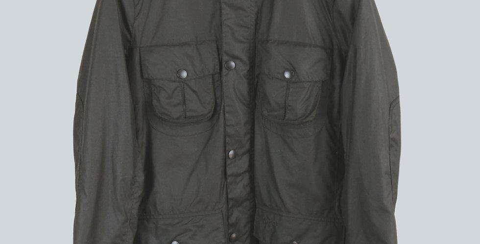 Barbour Corbridge Wax Jacket Olive