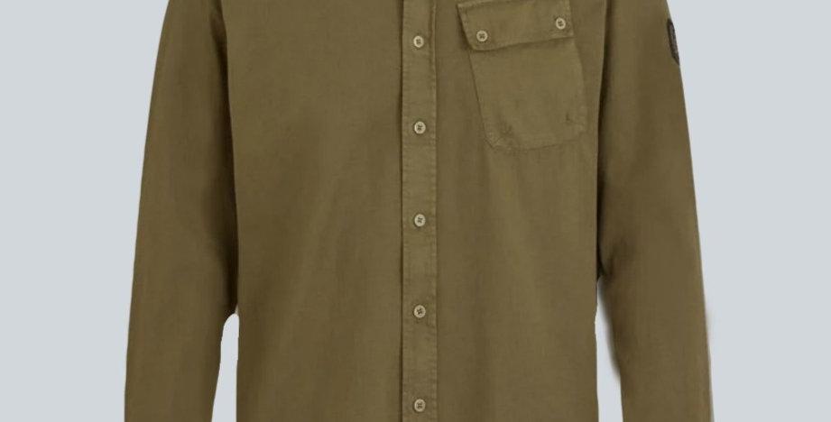 Belstaff Pitch Shirt Khaki