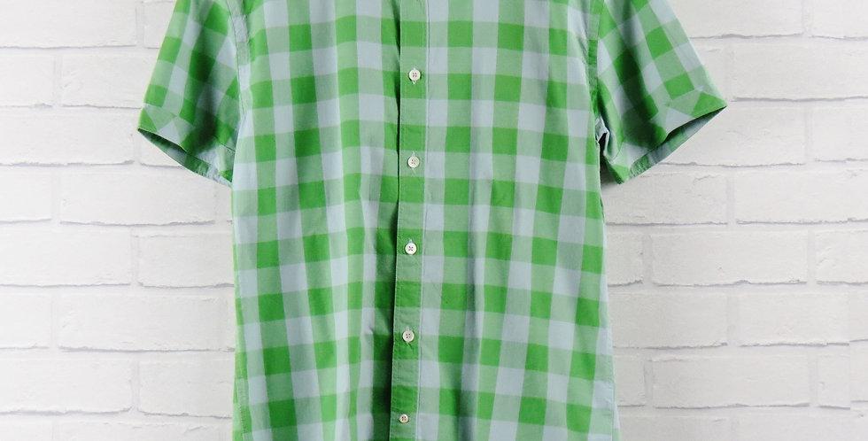 Paul Smith Green Check Shirt