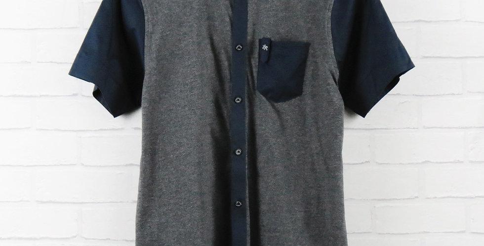 Luke 1977 Navy Law Won Short Sleeve Shirt