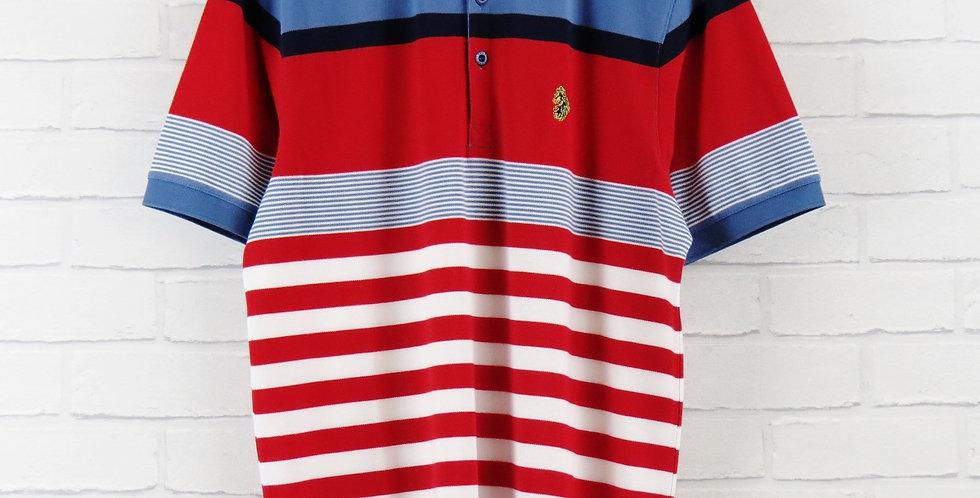 Luke Polo Stripe