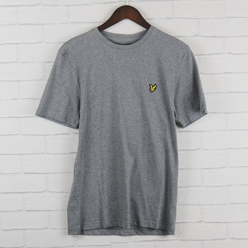 Lyle and Scott Grey T-Shirt