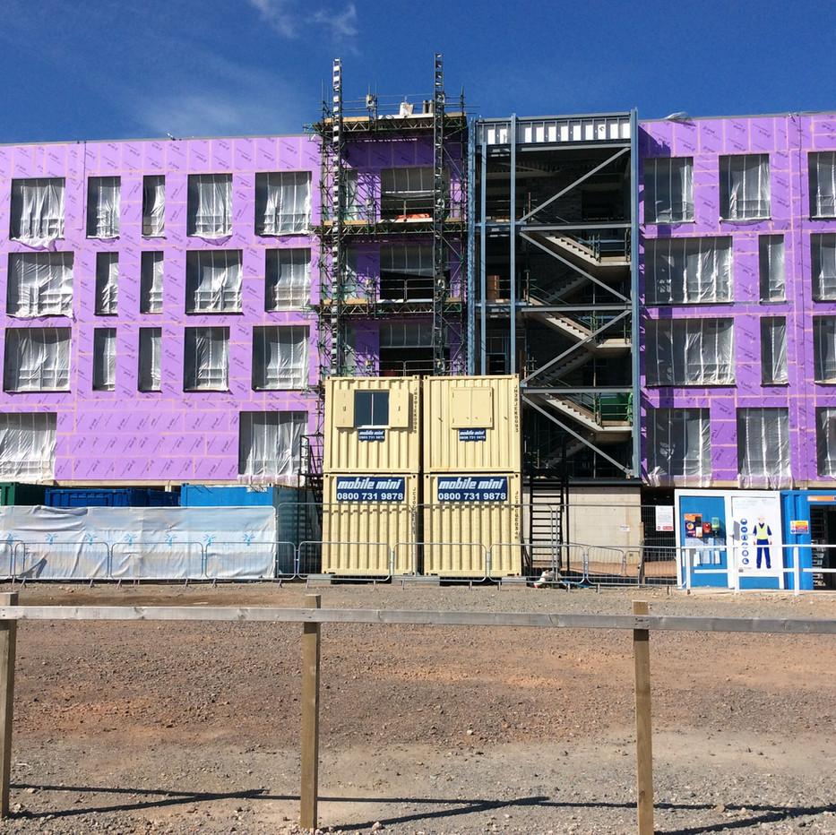 Torfaen Learning Centre, Cwmbran 2019-2020
