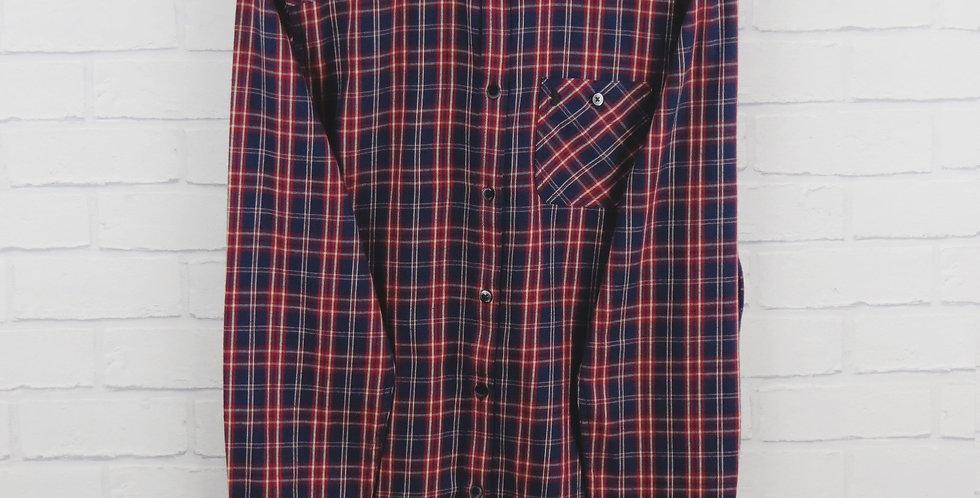 Luke Heyday Blue Check Shirt