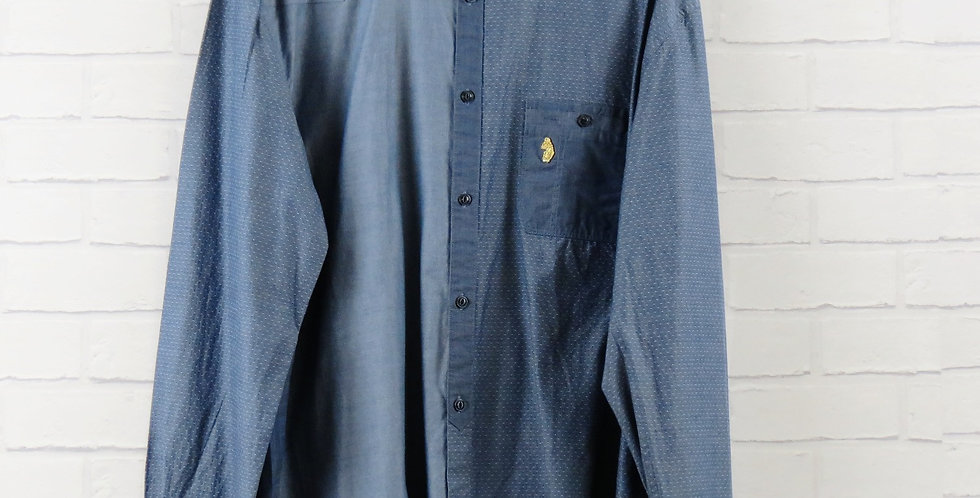 Luke 1977 Spotter Chambray Shirt