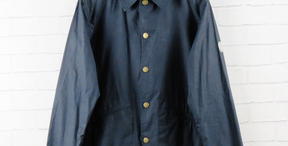Gloverall Navy Coach Jacket