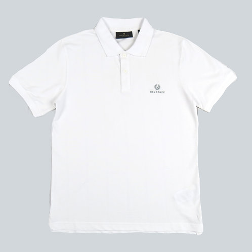 Belstaff S/S Polo White