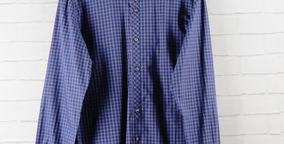 Paul Smith Purple Check Shirt