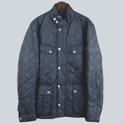 Barbour Ariel Quilt Jacket Navy