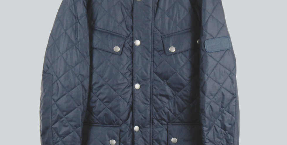 Barbour Ariel Quilt Jacket Navy