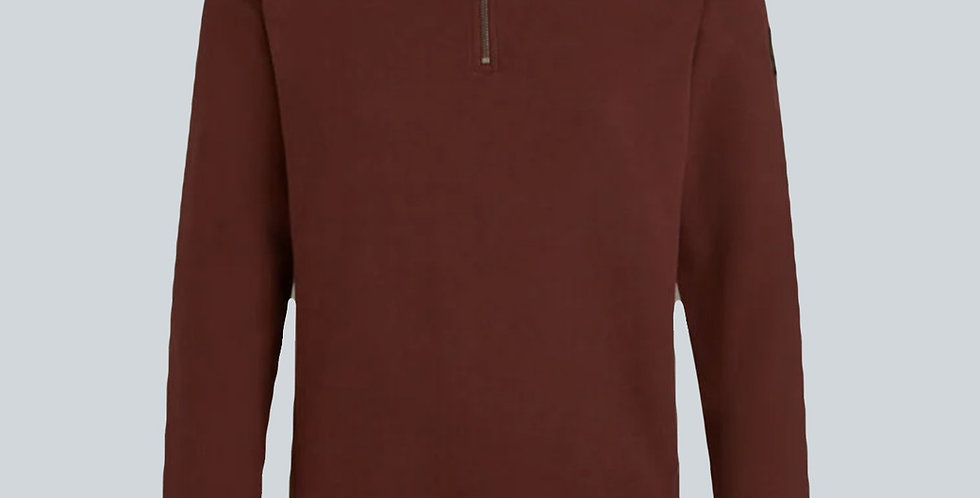 Belstaff Jaxon 3/4 Zip Red