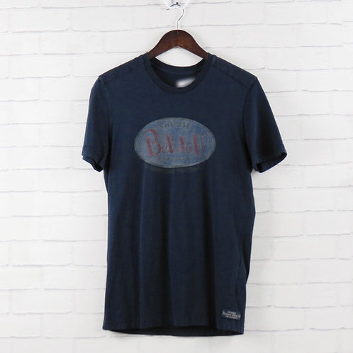 Belstaff Basic Navy T-Shirt