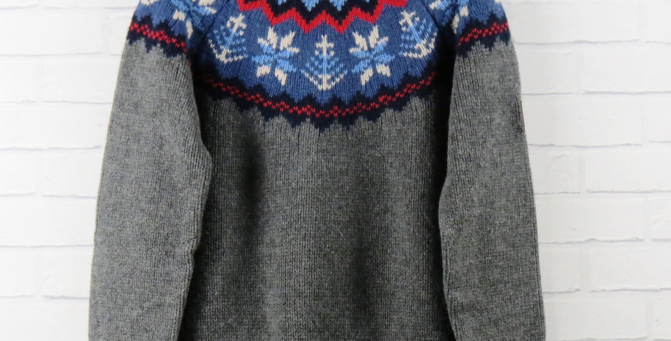 Penfield Lewisville Grey Knit