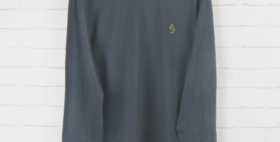 Luke 1977 Charcoal Long Traffs T-Shirt
