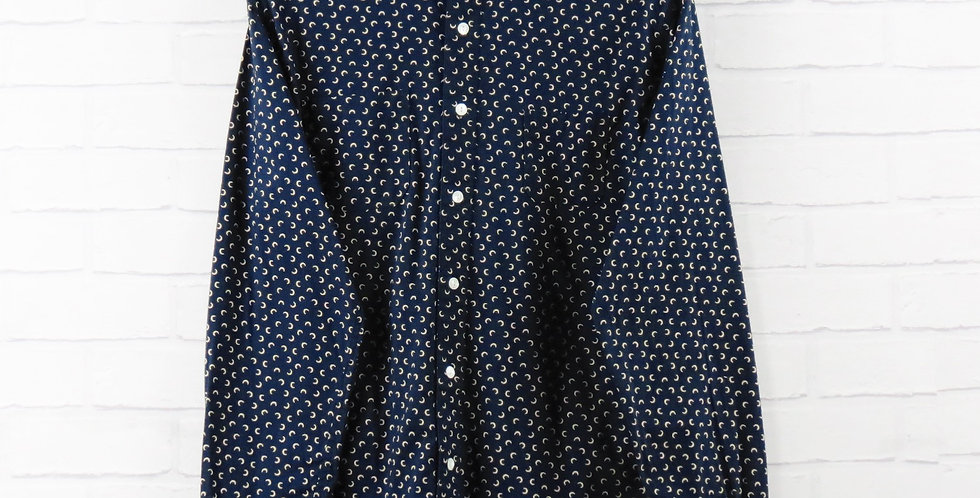 YMC Navy Moon Shirt