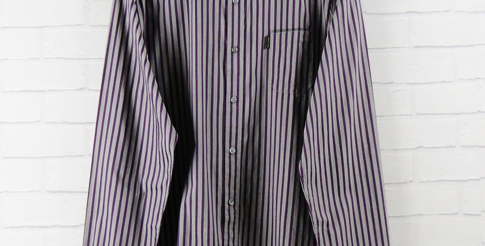 Paul Smith Purple Stripe Shirt