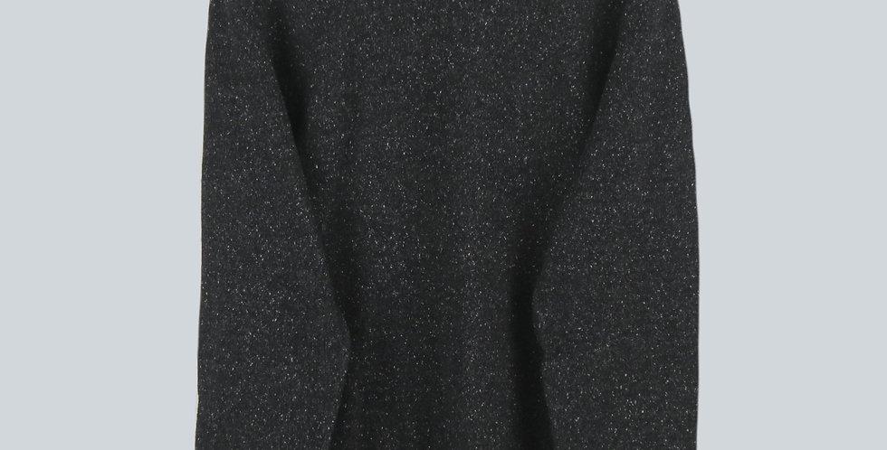 Barbour Tisbury Crew Sweater - Black