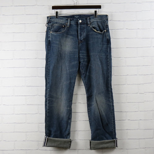 Paul Smith Standart Fit Distressed