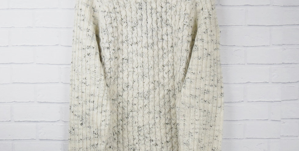 Henri Lloyd Heavy Ecru Knit