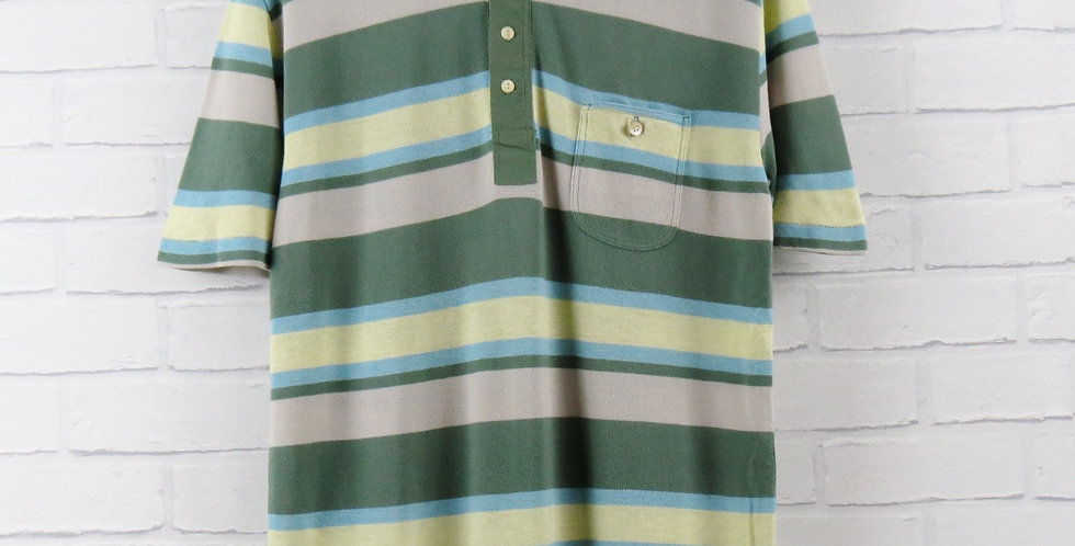 Paul Smith Green Stripe Polo
