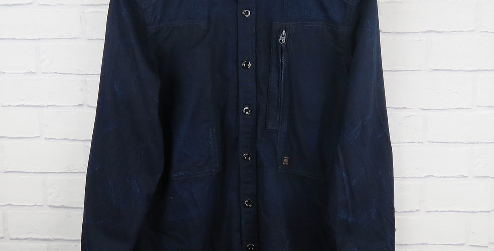 G-Star Raw Washed Denim Powel Shirt