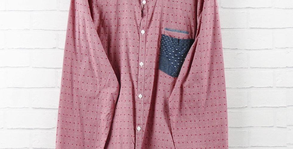 Luke 1977 Red Makers Shirt