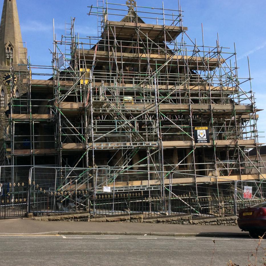 St.Thomas Church, St.Thomas, Swansea   2019
