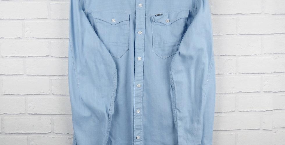 G-Star Raw Blue Western Shirt