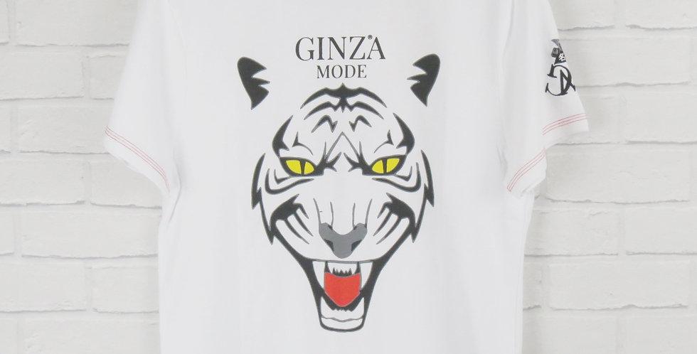 Ginza Mode Tiger T-Shirt